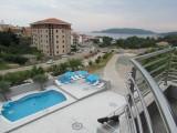 Апартаменты с бассейном в Бечичи