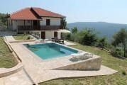 Дом с бассейном в п.Братешичи