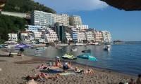 Апартаменты с видом на море Рафаиловичи