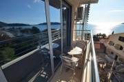 Новые апартаменты с видом на море