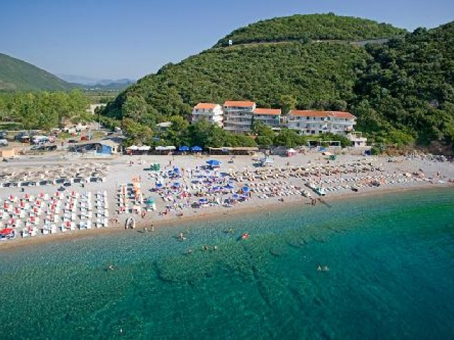 Апартаменты Jadranka на самом берегу моря