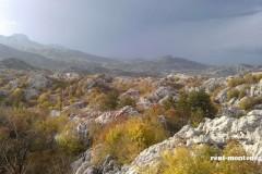 Осень в Цетинье