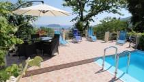 Вилла с бассейном в Будве