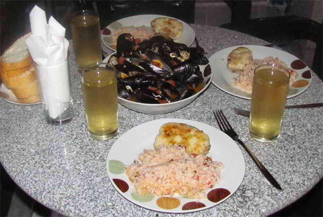 Черногорская кухня часть I