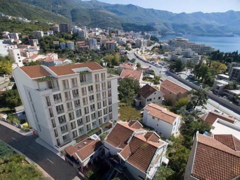 Апартаменты в новом комплексе в Бечичи