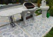 Дом c бассейном в Баре