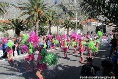 Карнавал в Которе