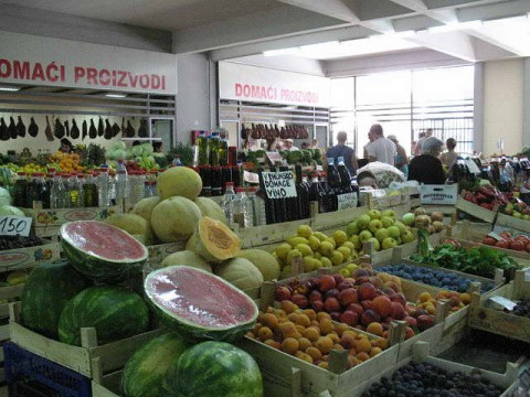 Черногория - вкусная кухня